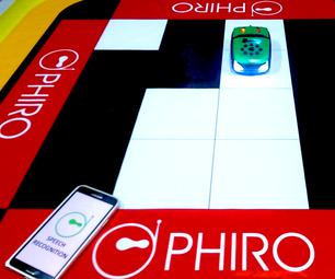 Super-Easy Voice Control With PHIRO + Pocket Code Smartphone App (using Google Now)