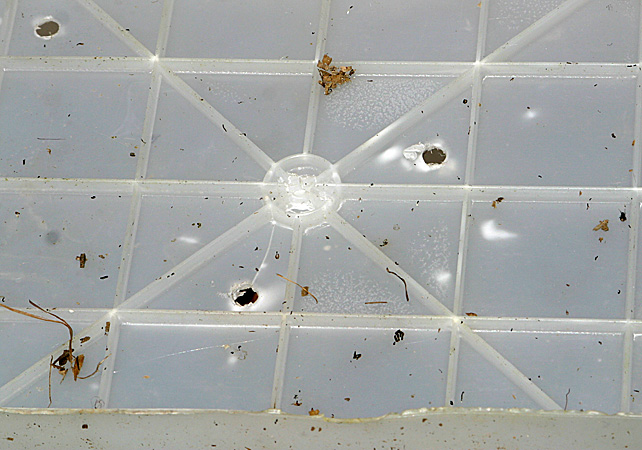 Picture of Drill Condensation Holes