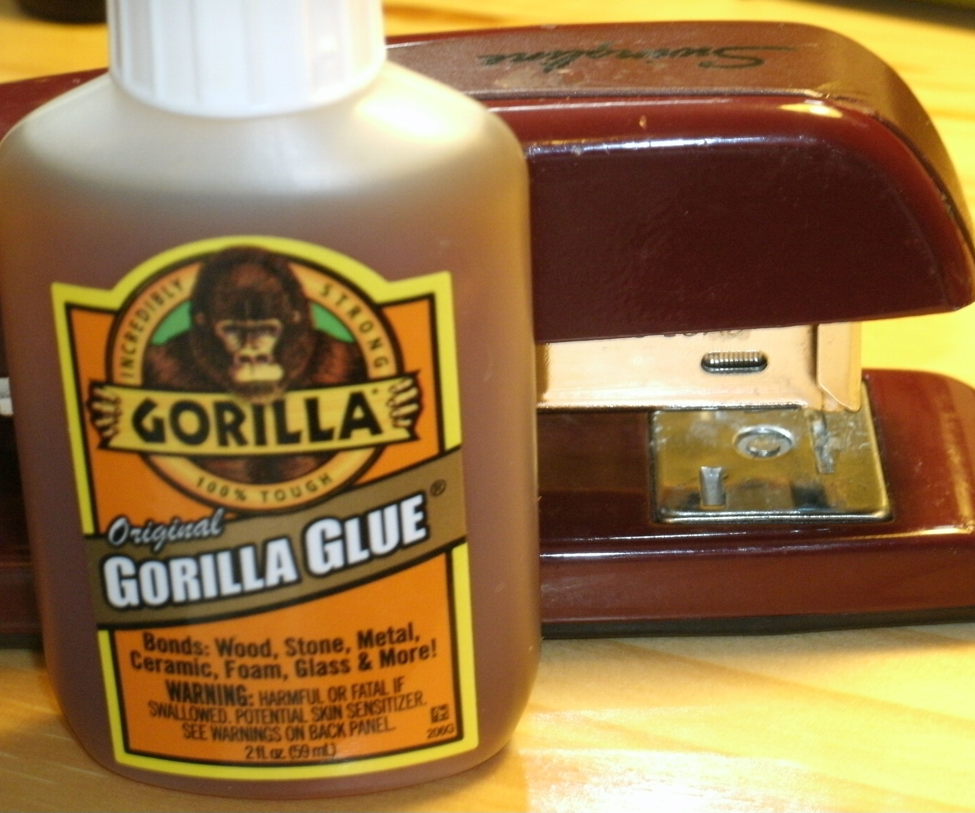 Fix Your Keens With Gorilla Steel!: 9 Steps (with Pictures)
