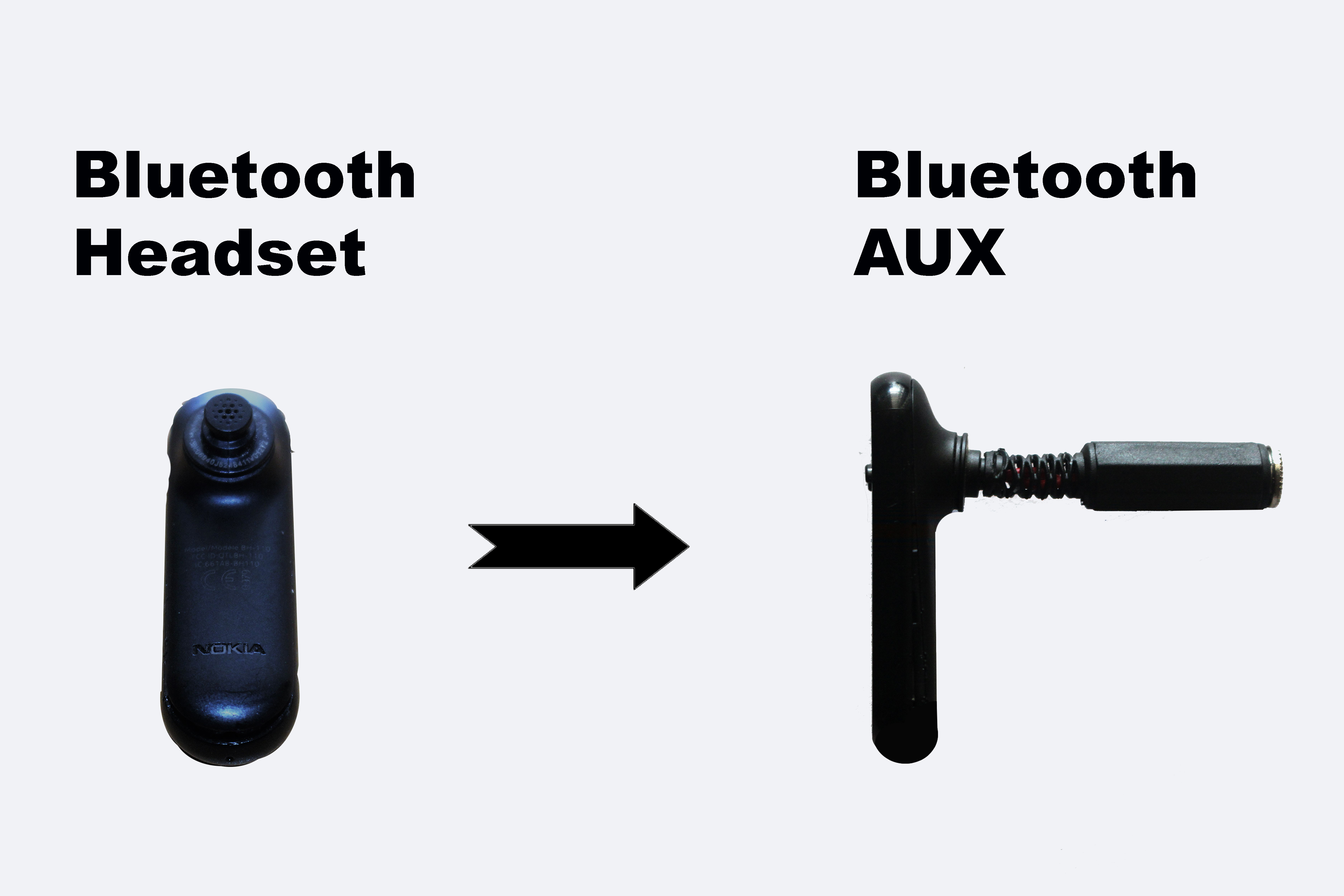 Picture of Hack Bluetooth Headset