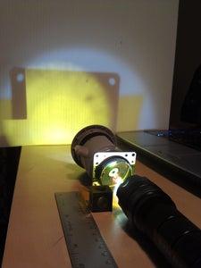 Measure Optics