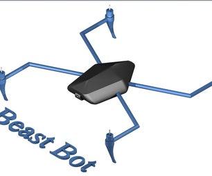 Beast Bot QuadCopter