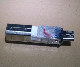 Arduino Micro USB OTG