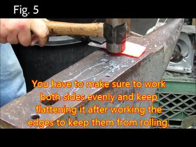 Forge the Handle