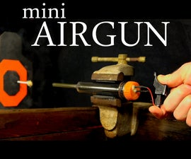 How to Make a Mini Dart Gun w/Multiple Fire Modes
