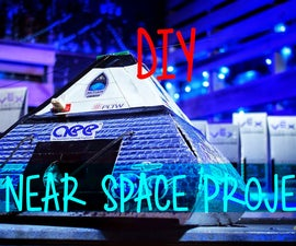 DIY Cool Near Space Project