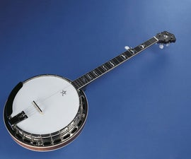 How to Build a Bluegrass-Style Five-String Banjo