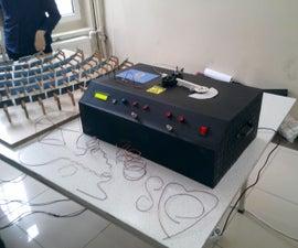 Tel Büküm Makinesi - Wire Bending Machine
