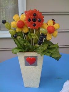 Valentine's Day Twizzler Flowers