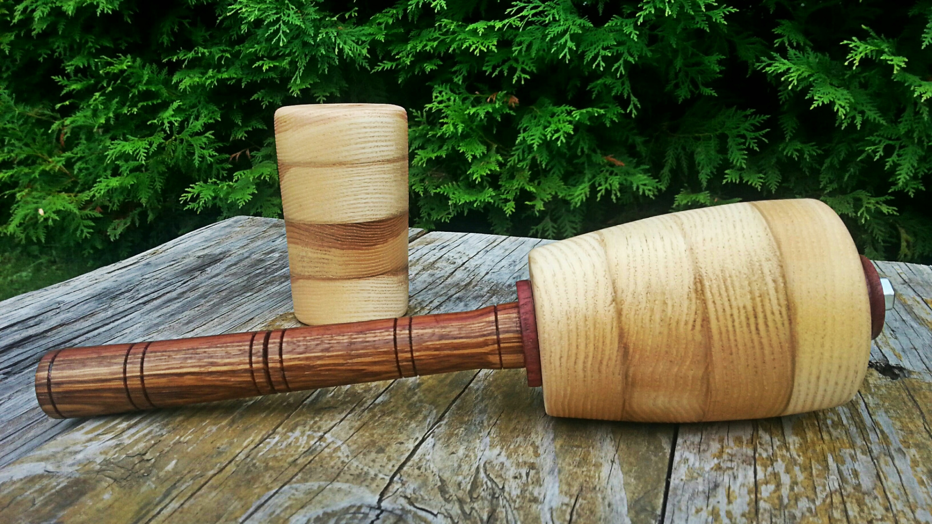 Picture of Artisan Mallets for Leathercraft, Woodworking and Sculpting