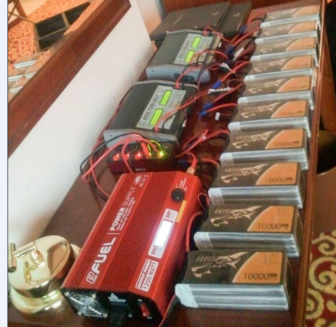 Picture of How to Extend the Lifetime of You TATTU Professional UAV Lipo Battery