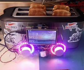 IronForge the NetBSD Toaster