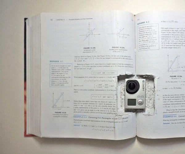 Hidden GoPro Security Camera