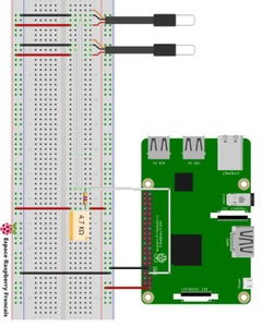 Wiring the Electronic Components