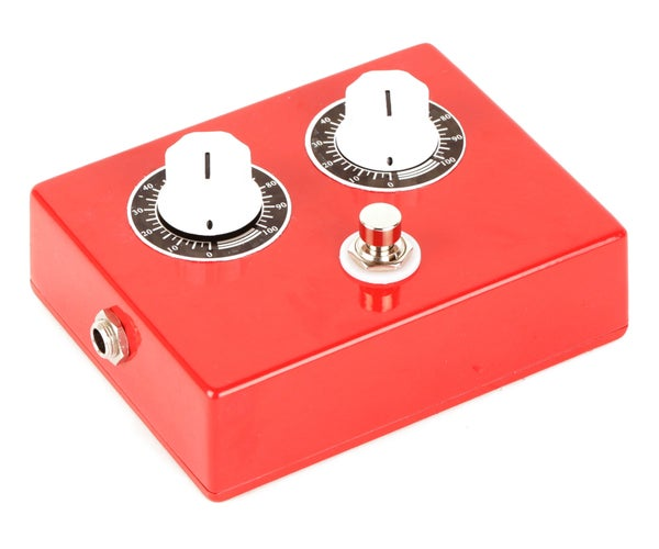 Octave Up Pedal