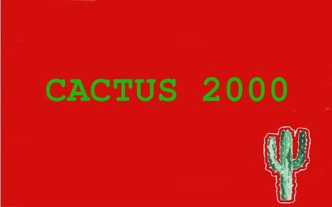 Cactus 2000