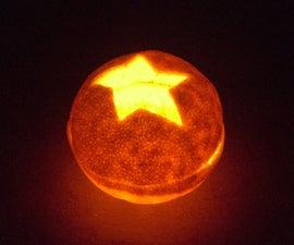 Tangerine (Satsuma, Clementine) Candle