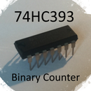 74HC393 Binary Counter