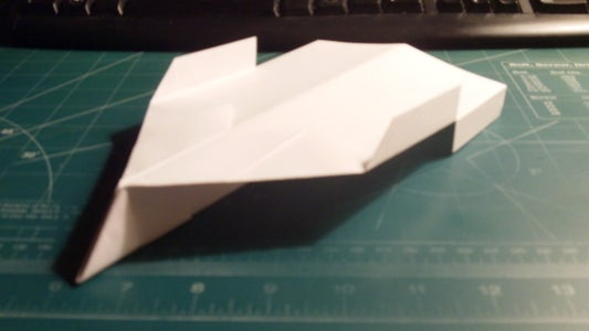 How to Make the Super Owl Paper Airplane