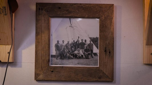 Graz Makes: a Reclaimed Picture Frame