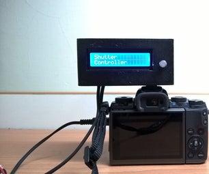 Camera Shutter Release Controller
