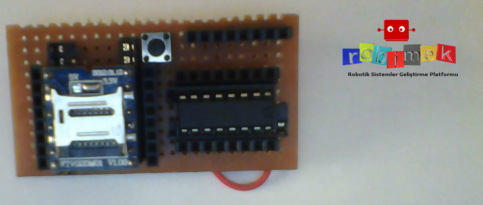 Picture of Electronic Parts