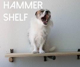 The Hammer Shelf