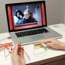 Say Cheese Photo Booth with MaKey MaKey