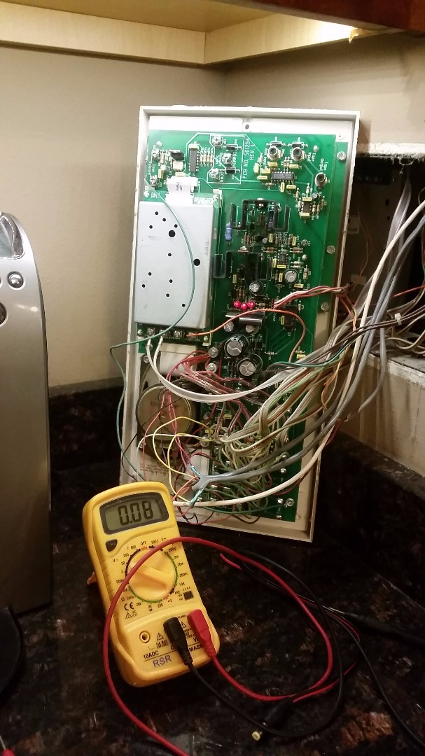 Picture of Permanently Install Power to Bluetooth Board