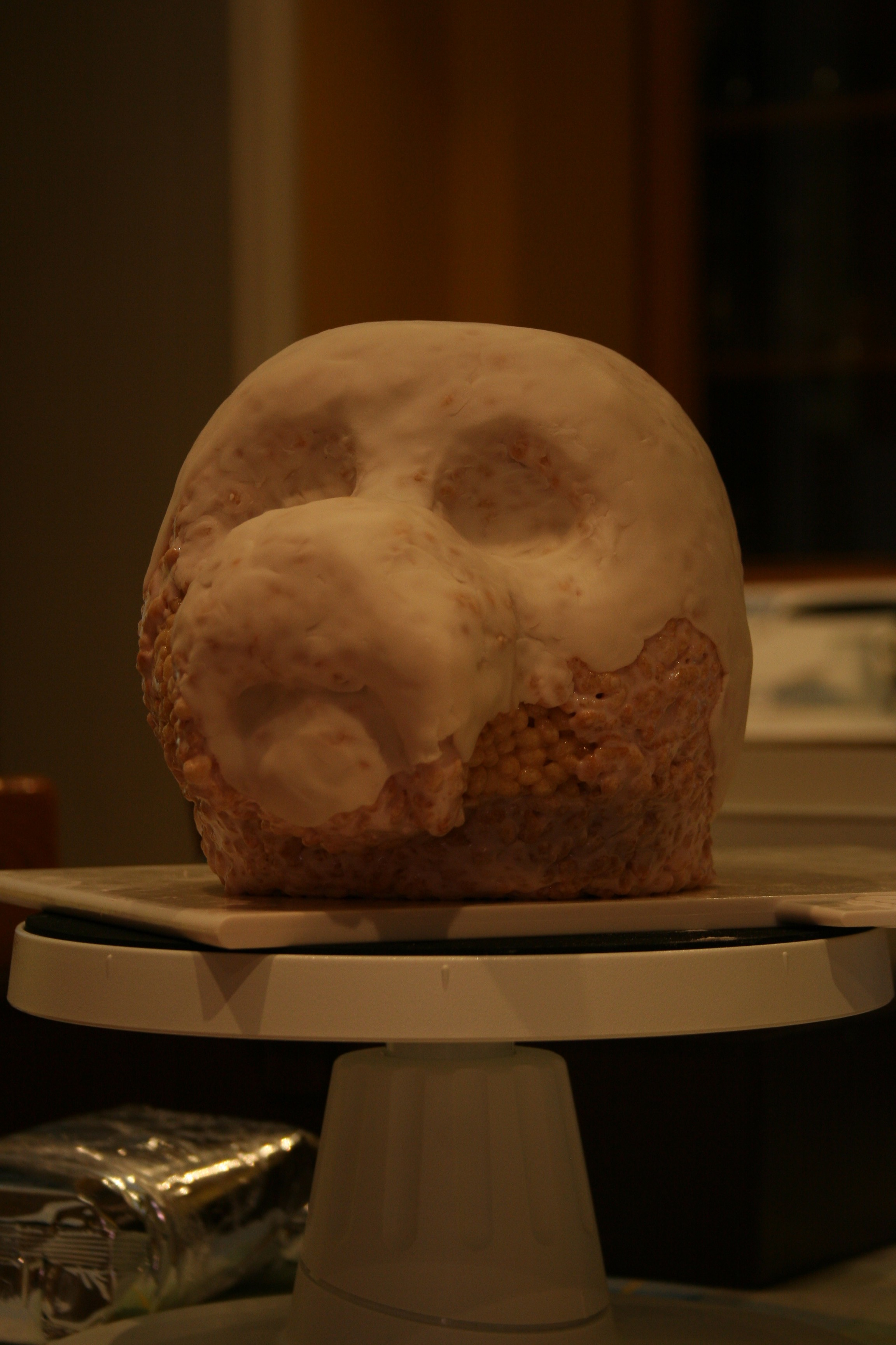 Picture of The Head - Initial Covering