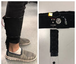 Pressure Sensing Sock Attachment