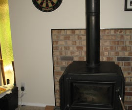 How to remove a wood stove?