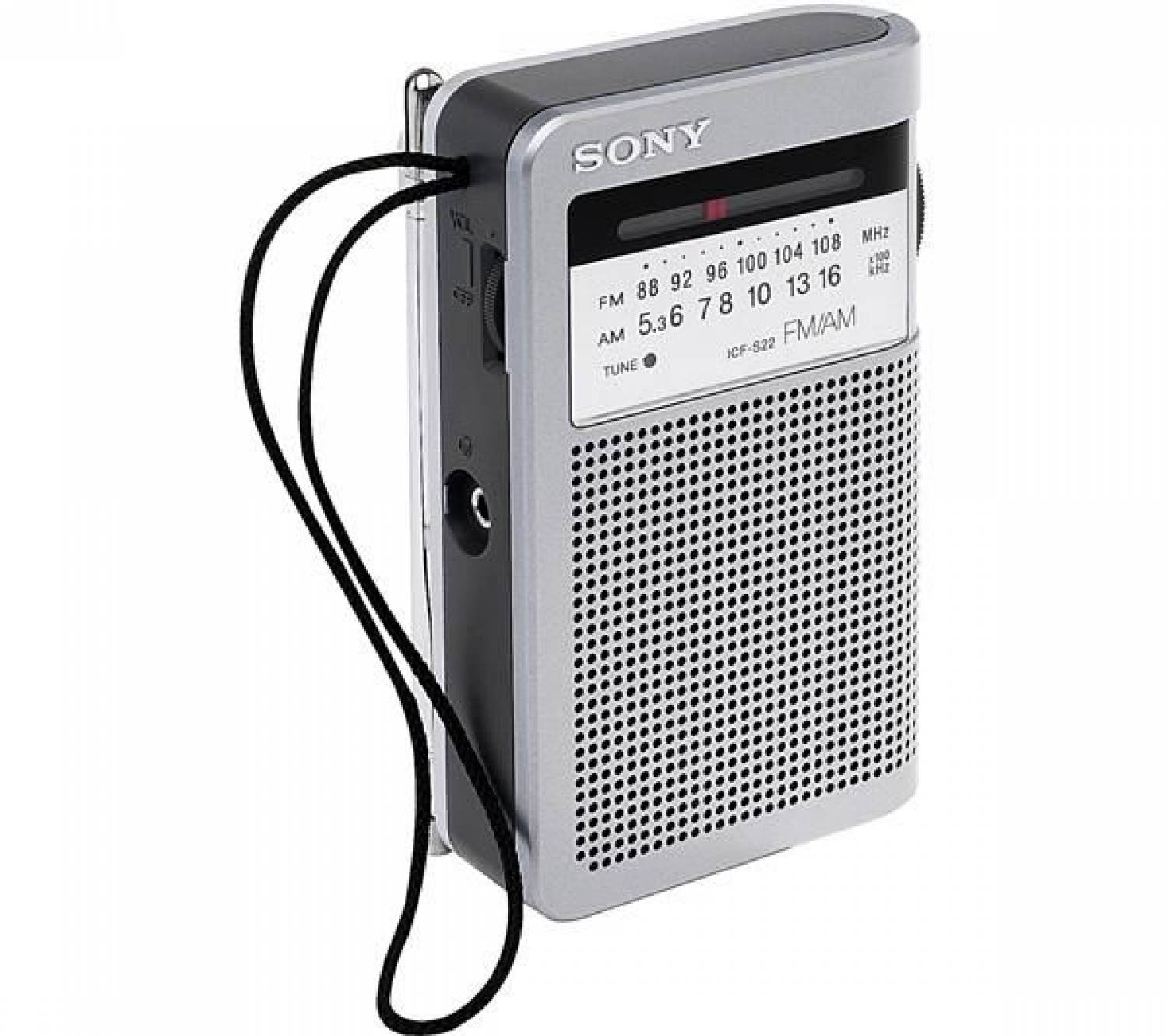 Picture of The Existing Radio