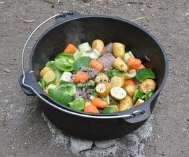 Dutch Oven Beef Stew