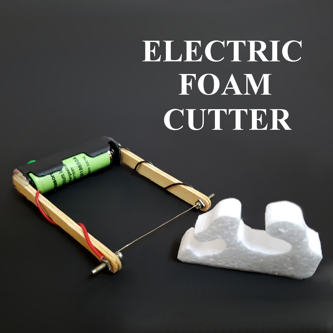 Picture of How to Make Electric Foam Cutter