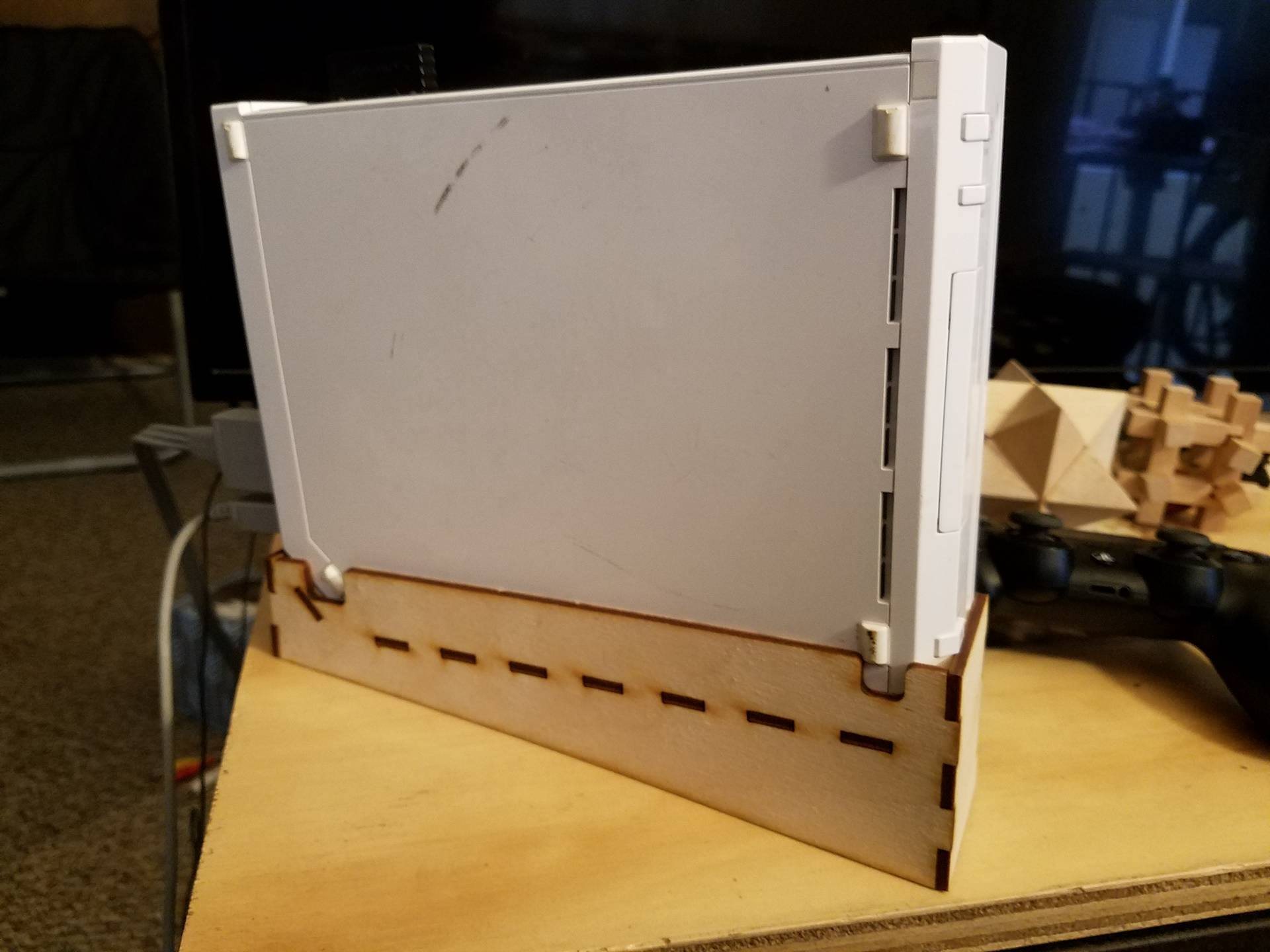 Picture of Laser Cut Wii Base