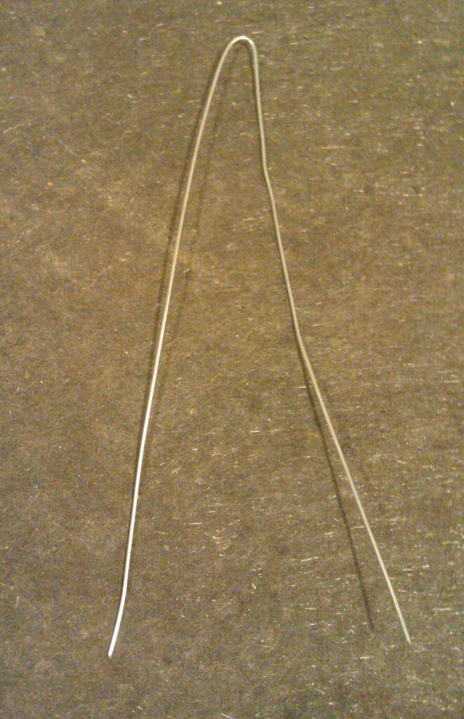 Picture of Cut and Bend the Wire