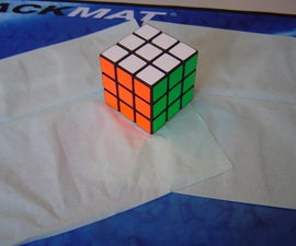How to clean/lubricate a rubik's cube