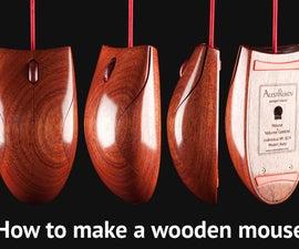 Wooden mice by AlestRukov
