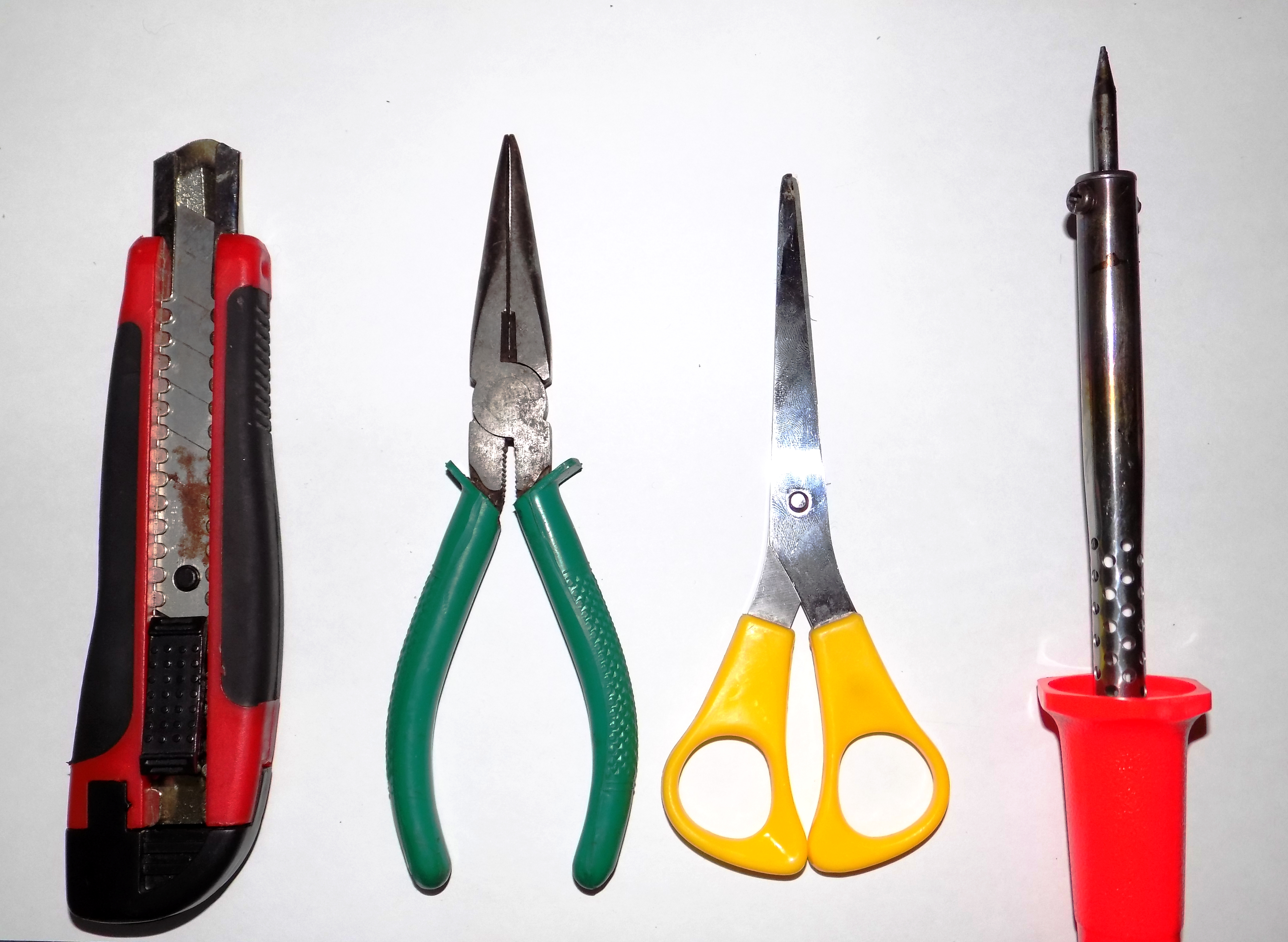 Picture of Tools Needed: