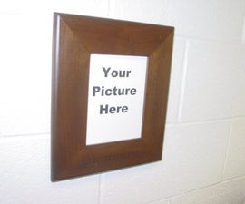 Picture Framing-an easy and economical guide