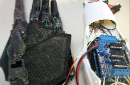 Picture of High Speed Control Using Arduino Motor Shield (DC Motor)