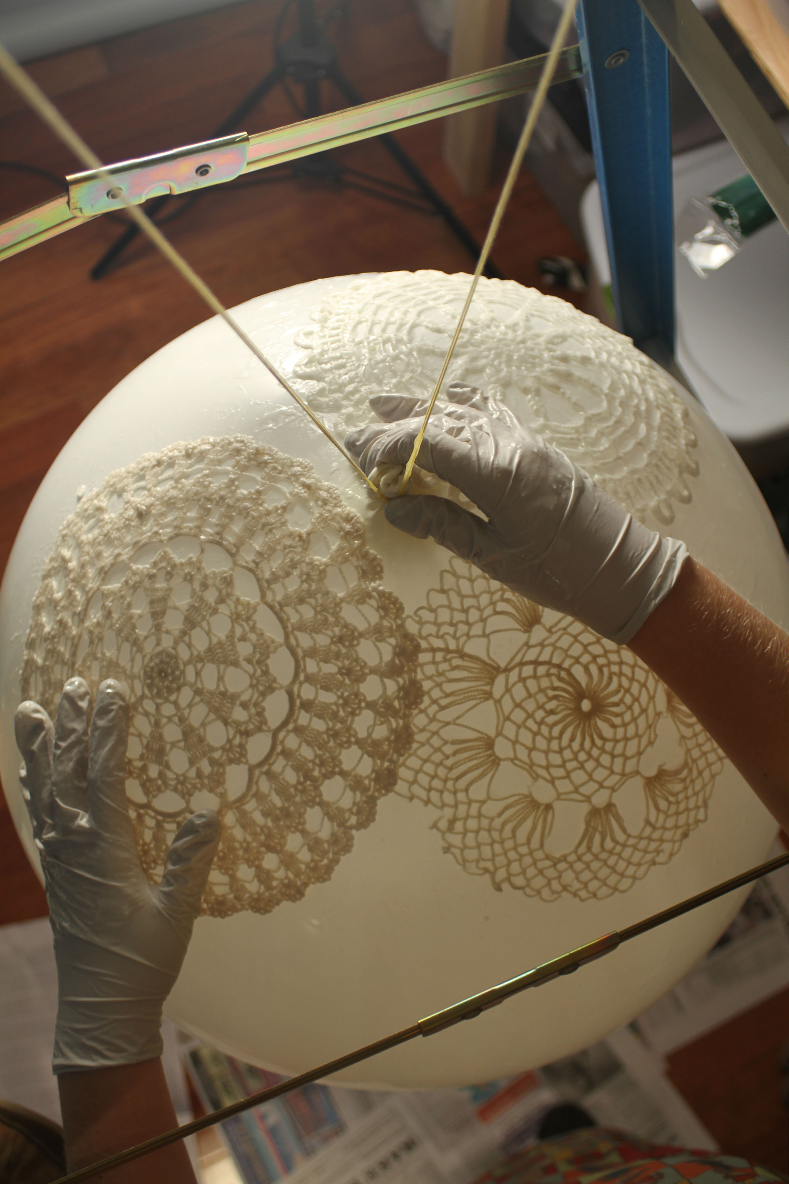 Picture of Doily!