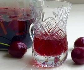 Sourcherry Liqueur -Ginjinha