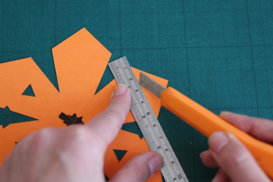 Picture of Fold Your Pumpkin