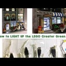 How to Light Up the LEGO Green Grocer