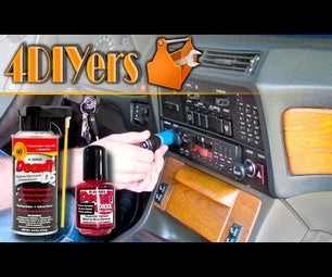 How to Clean a Potentiometer Switch