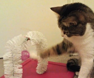 Cat Toy Massager