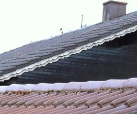No-scrap Roof Trim