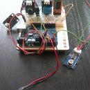 Indoor Environmental Quality station +Bluetooth +Thingspeak